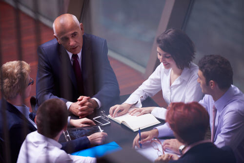 Business Meeting Transcription Services